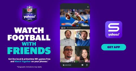 Yahoo! Sports and NFL - Watch Together
